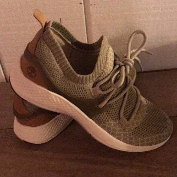 Ladies Timberland Tennis Shoes